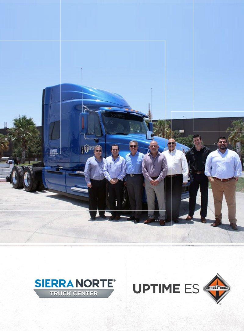"""Navistar México, a través de  @_SierraNorte, inició la entrega de 50 #ProStar Hi Rise 73"""" a la empresa Trans-Mex Inc., filial de Swift. Esta adquisición forma parte del plan de renovación continua de flota de la compañía y se utilizará para transporte internacional y nacional."""