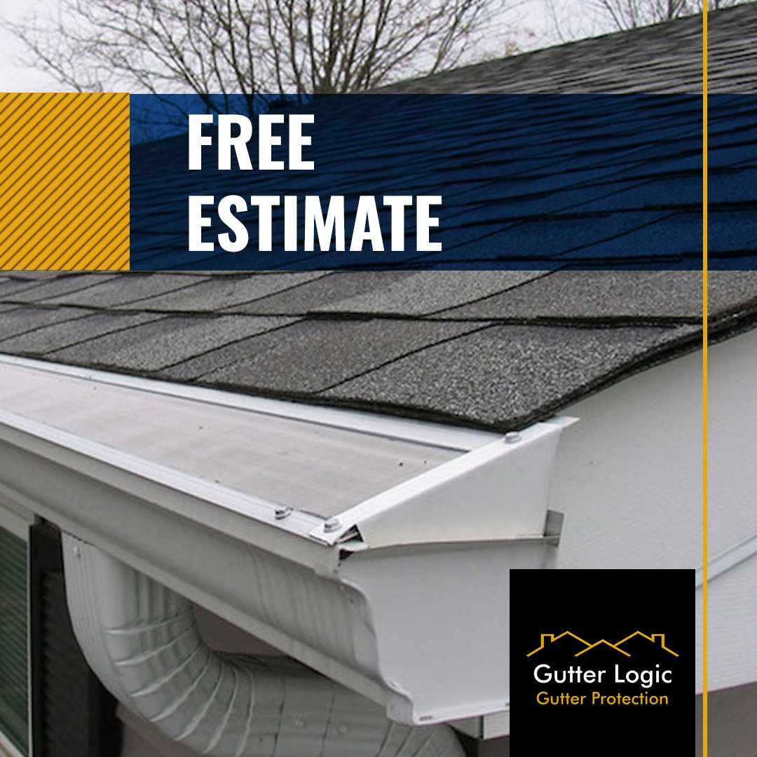 Get the best gutter protection in America. Contact us for a FREE estimate today! gutterlogic.com/contact-us/