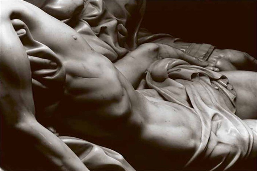 Michelangelo ve Pietà'sı. wannart.com/michelangelo-v…