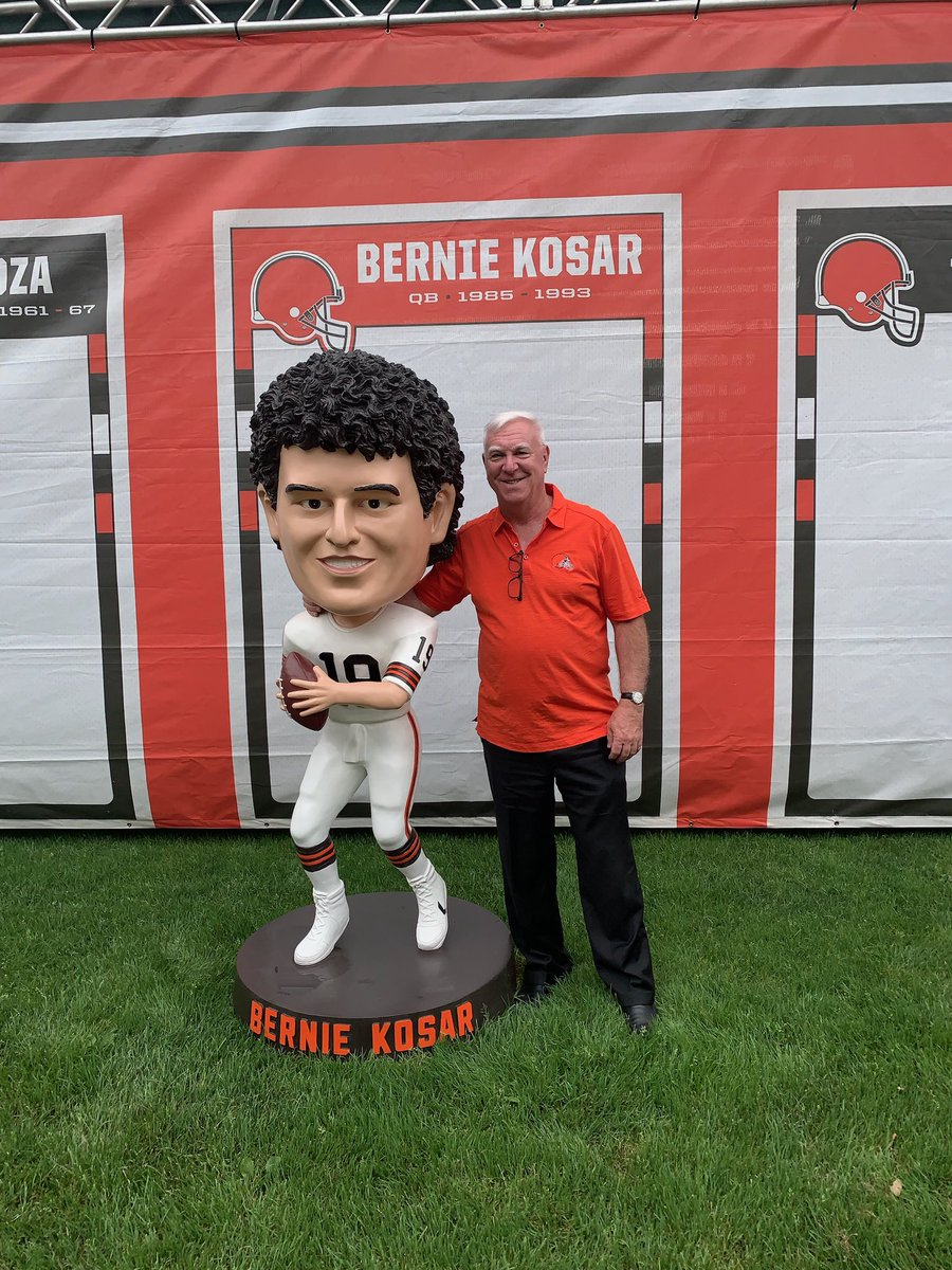 Looking Good Rick  It's Time for Training Camp  Go Browns  <br>http://pic.twitter.com/sOh9pEDYxB