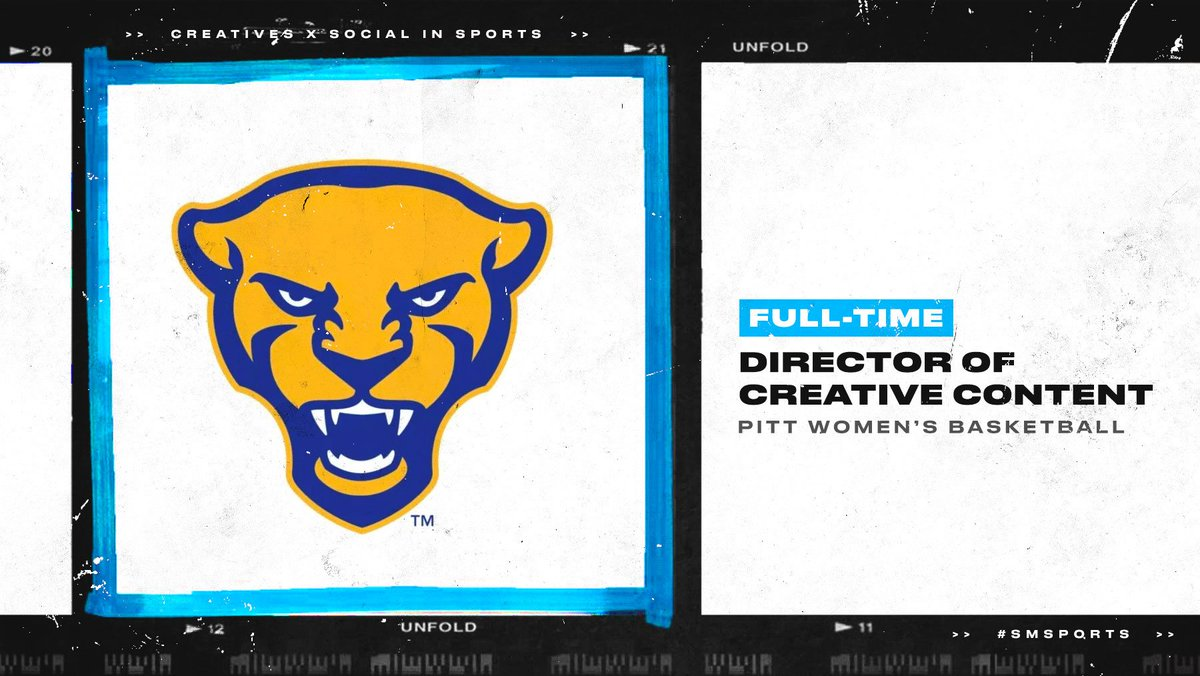.@Pitt_WBB are looking for a Director of Creative Content!  Contact @ali_hoesly for more information!<br>http://pic.twitter.com/voLhZZyWMR