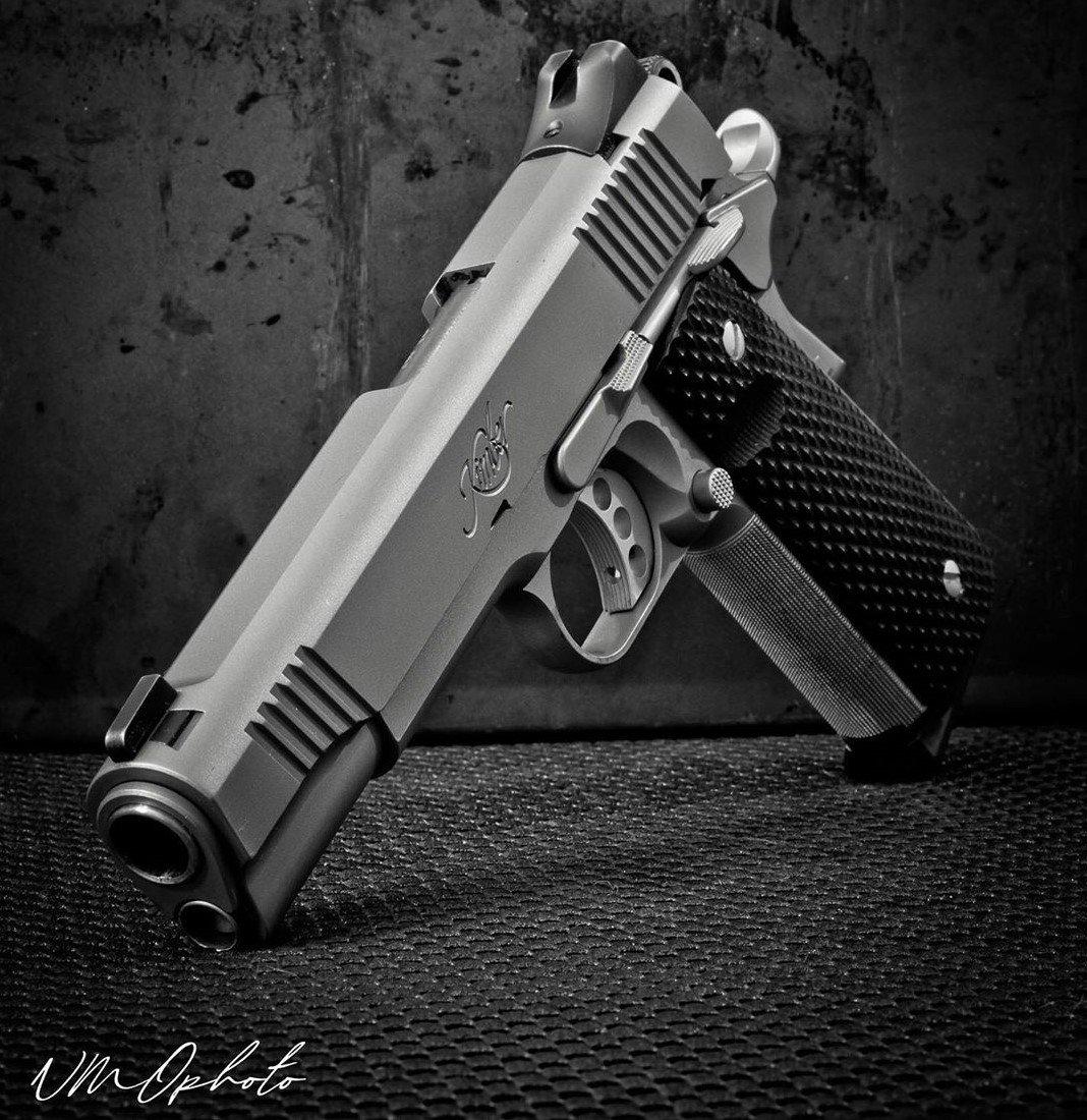 Kimber Stainless TLE II  45 ACP  #kimber1911 📷IG: nmophoto