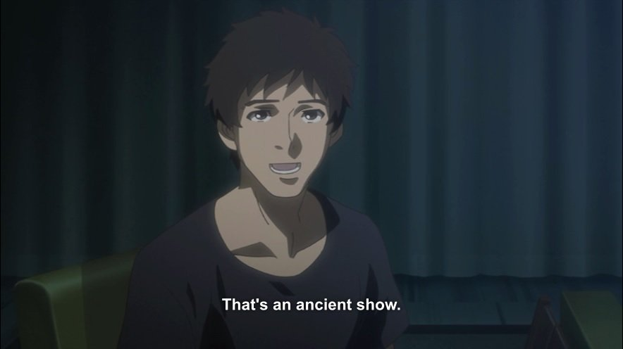 """I guess we're headed into the storm of """"best anime of the decade"""" lists soon and let me just tell you, if Samurai Flamenco doesn't make an appearance, it's not a good list. <br>http://pic.twitter.com/CyWJdDBhII"""