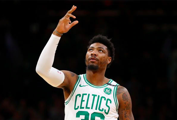 RT @Tom_NBA: Marcus Smart has reportedly been added to the Team USA training camp roster.  https://t.co/Tf7GUMtd97 https://t.co/BIvuXmaKfS