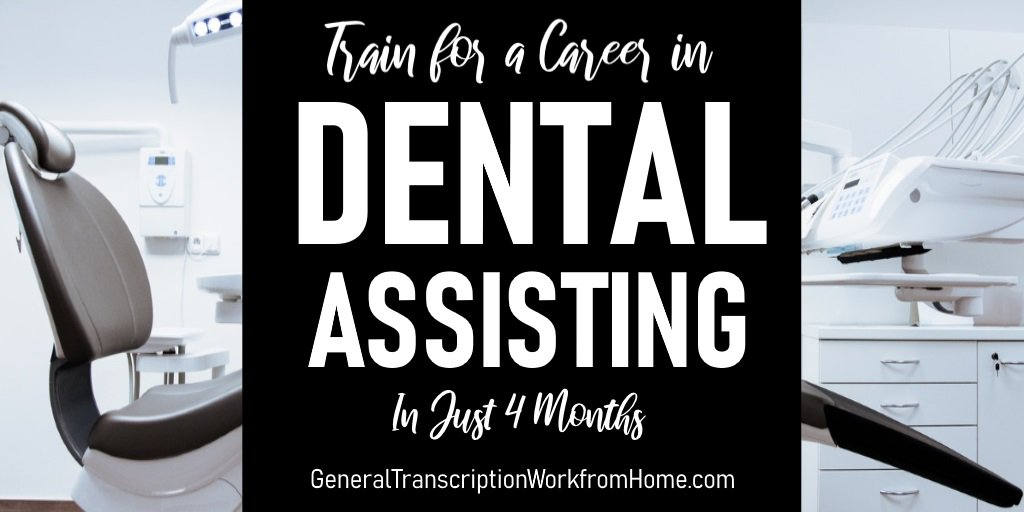 Train for a Career in Dental Assisting in Just 4 Months https://bit.ly/2TpiOcC #dental #dentalassistant #training #medical #careers #affiliate
