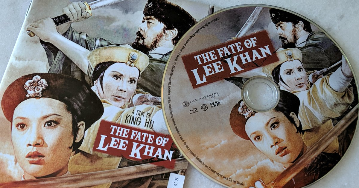 The Fate of Lee Khan Blu-ray #Giveaway - 5 Winners Ad: mamalikesthis.com/fate-of-lee-kh…