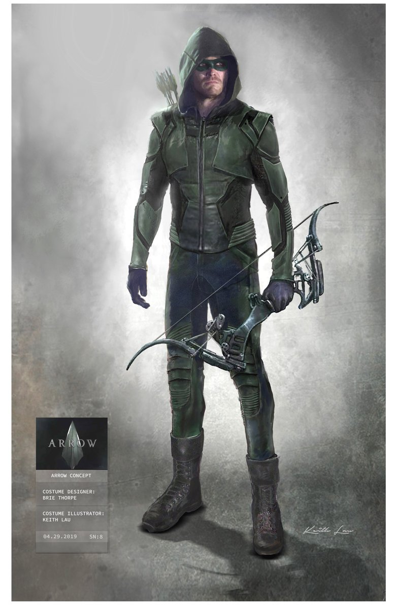 RT @mguggenheim: Shout out to Arrow's costume designer Brie Thorpe for all of this weekend's amazing designs! https://t.co/lurCNlrNOr