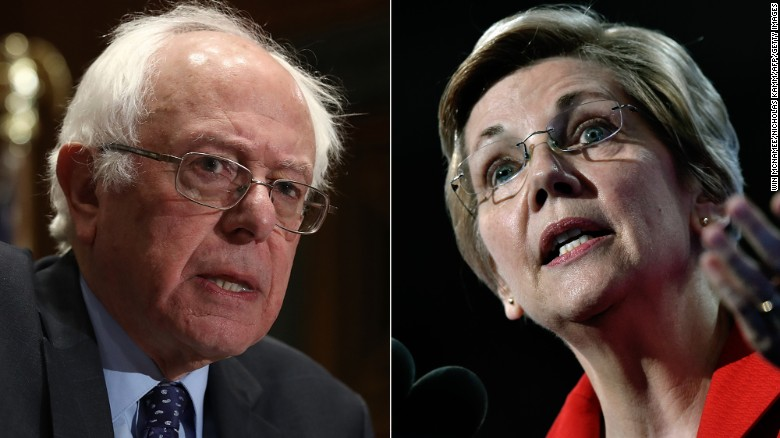 Elizabeth Warren and Bernie Sanders are building very different progressive coalitions https://cnn.it/32J9xku