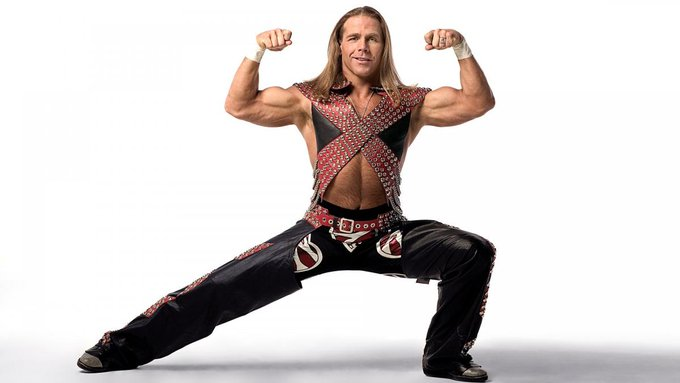 Happy birthday to the Heartbreak Kid... Shawn Michaels