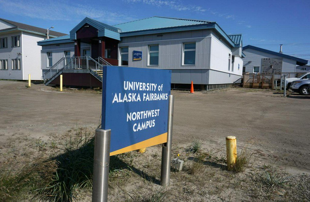 Deep budget cuts put University of Alaska in crisis mode; 'grappling with survival' https://reut.rs/2Mb75O9