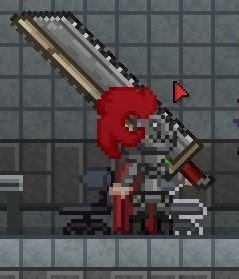 Starbound Custom Weapon Sword