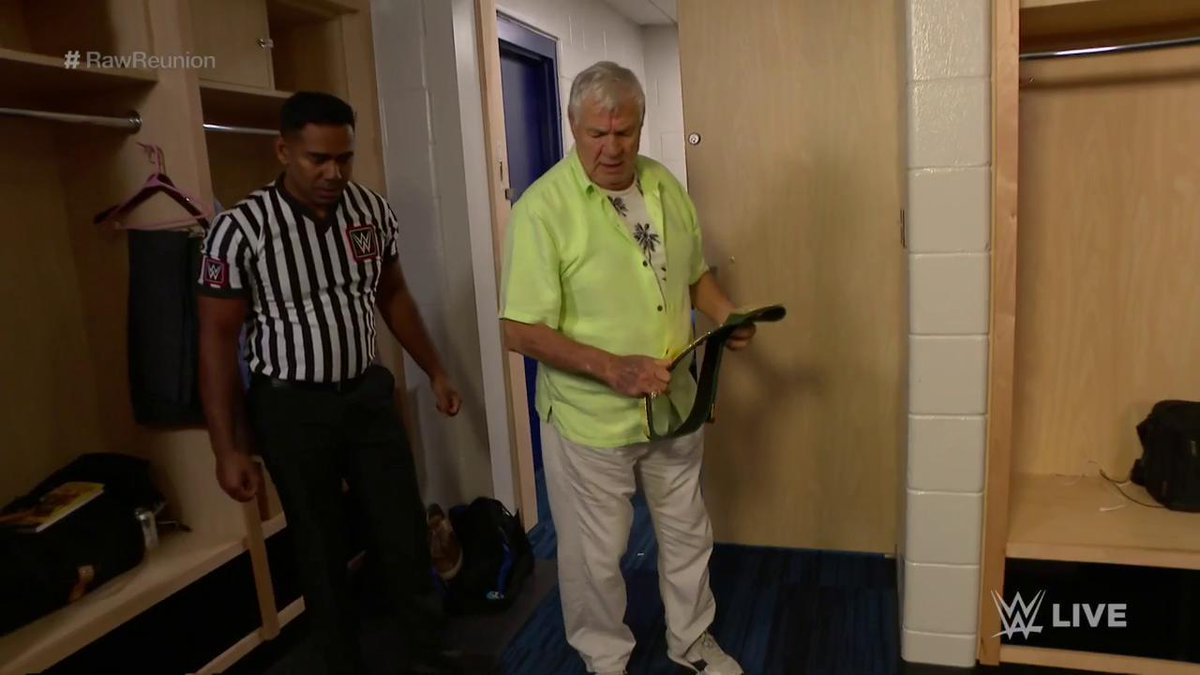 @WWE's photo on Pat Patterson