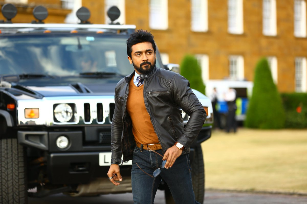 Here is a Dashing @Suriya_offl from #KaappaaN   #HappyBirthdaySURIYA
