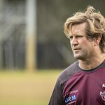 Image for the Tweet beginning: Coach Des Hasler has named