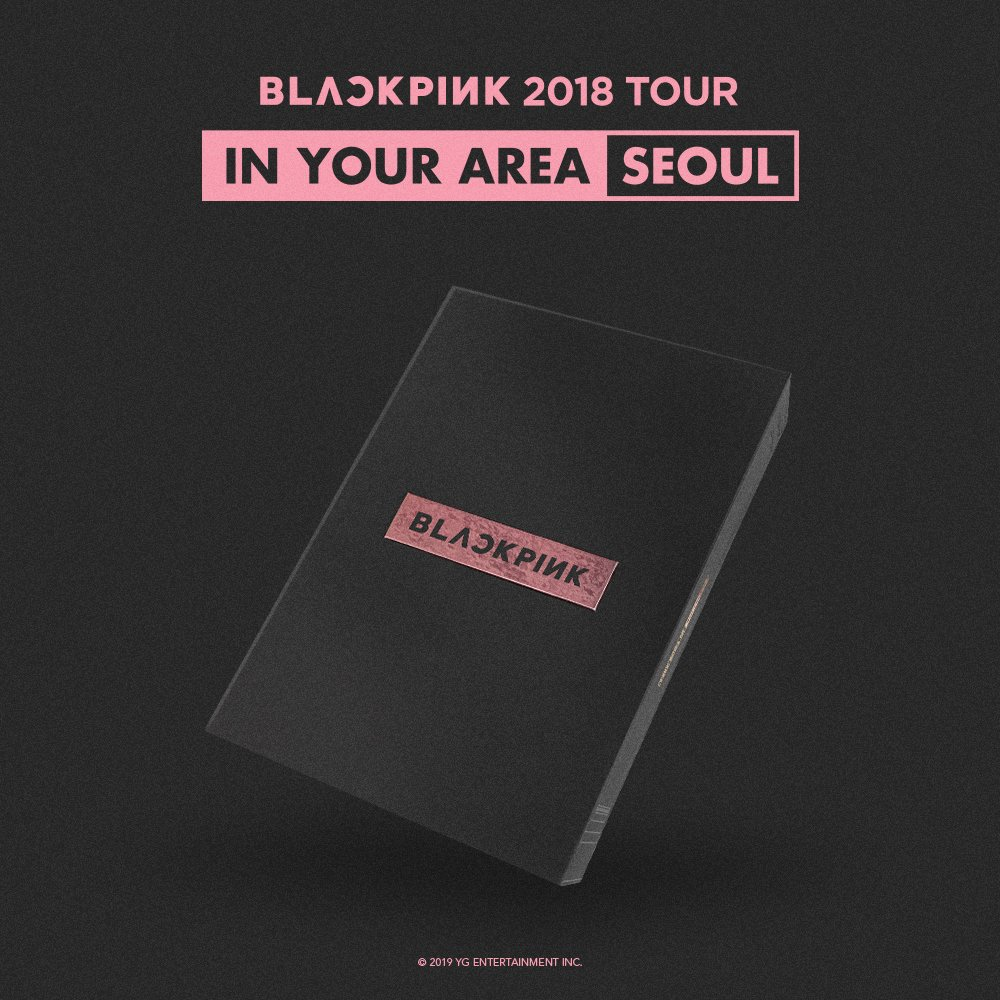 blackpink 𝐮𝐩𝐝𝐚𝐭𝐞 ┊RT ygent_official: #BLACKPINK 2018 TOUR [IN YOUR AREA] SEOUL DVD Pre-order notice has been uploaded.  ▶️ https://www.facebook.com/250564885324943/posts/879121962469229/ …  #블랙핑크 #BLACKPINK2018TOUR #INYOURAREASEOULDVD #YG