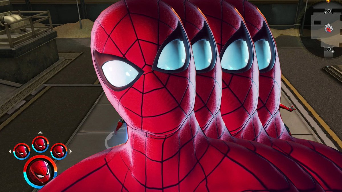 Here's how to play as 4 Spider-Men in Marvel Ultimate Alliance 3.