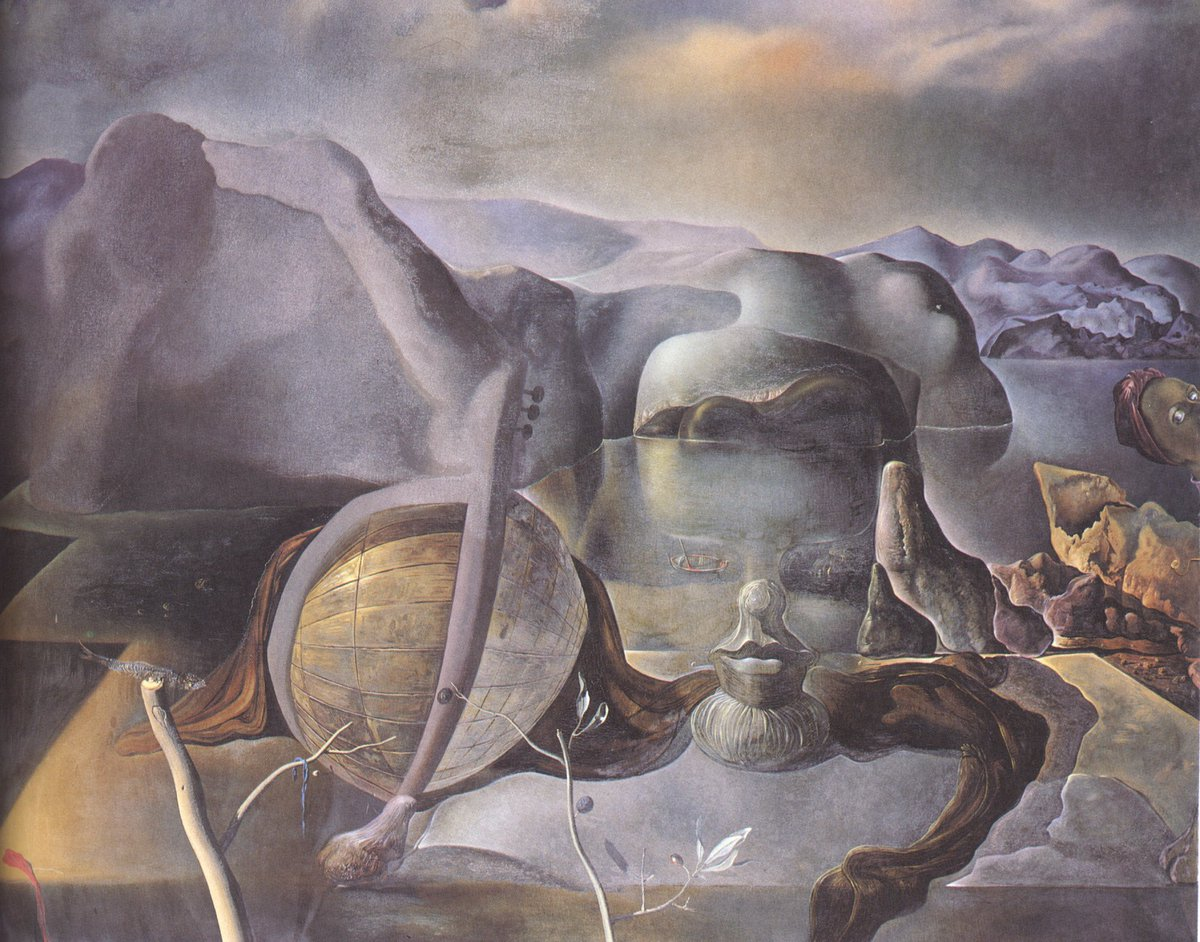 The Endless Enigma, 1938 #surrealism #dali<br>http://pic.twitter.com/a0iDwFxAOW