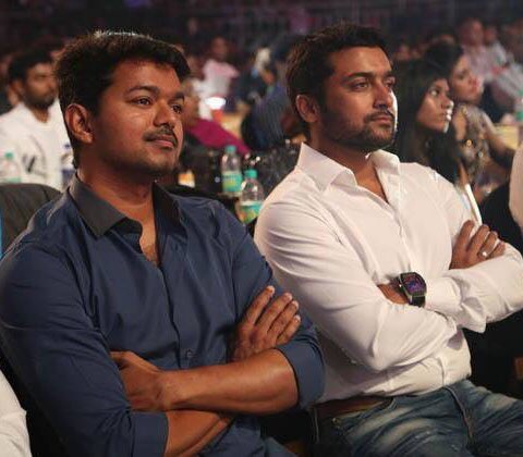 Birthday Wishes To @Suriya_offl Sir From All Thalapathy Vijay Fans  Wishing Him All Success And Happiness   #HappyBirthdaySuriya #HBDSuriyaFromThalapathyFans<br>http://pic.twitter.com/fQmqLu0OIx