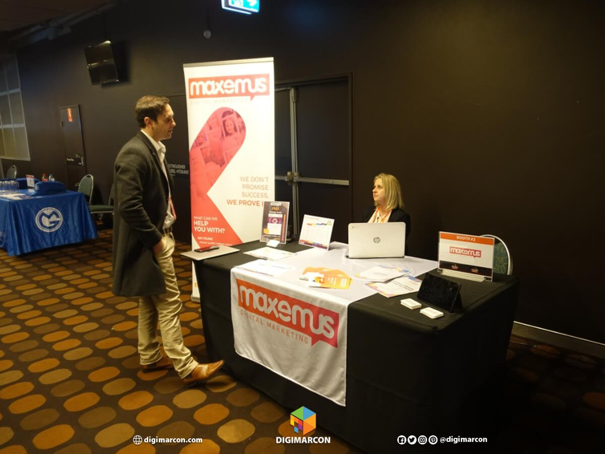 #DigiMarConAustralia 2019: BE ONE OF OUR SPONSORS! Have your own booth during the conference & Elevate your brand awareness! https://digimarconaustralia.com/sponsorship-inquiries/… #DigitalMarketing #Australia #Sydney #SydneyAustralia #SydneyEvents #MarketingEvents