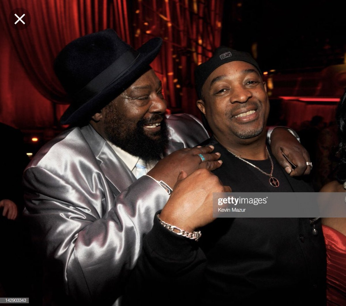 Most of us artists and producers all genres O W E Unc @george_clinton S O M E T H I N G Hap78<br>http://pic.twitter.com/Q0Z23C4GZ2