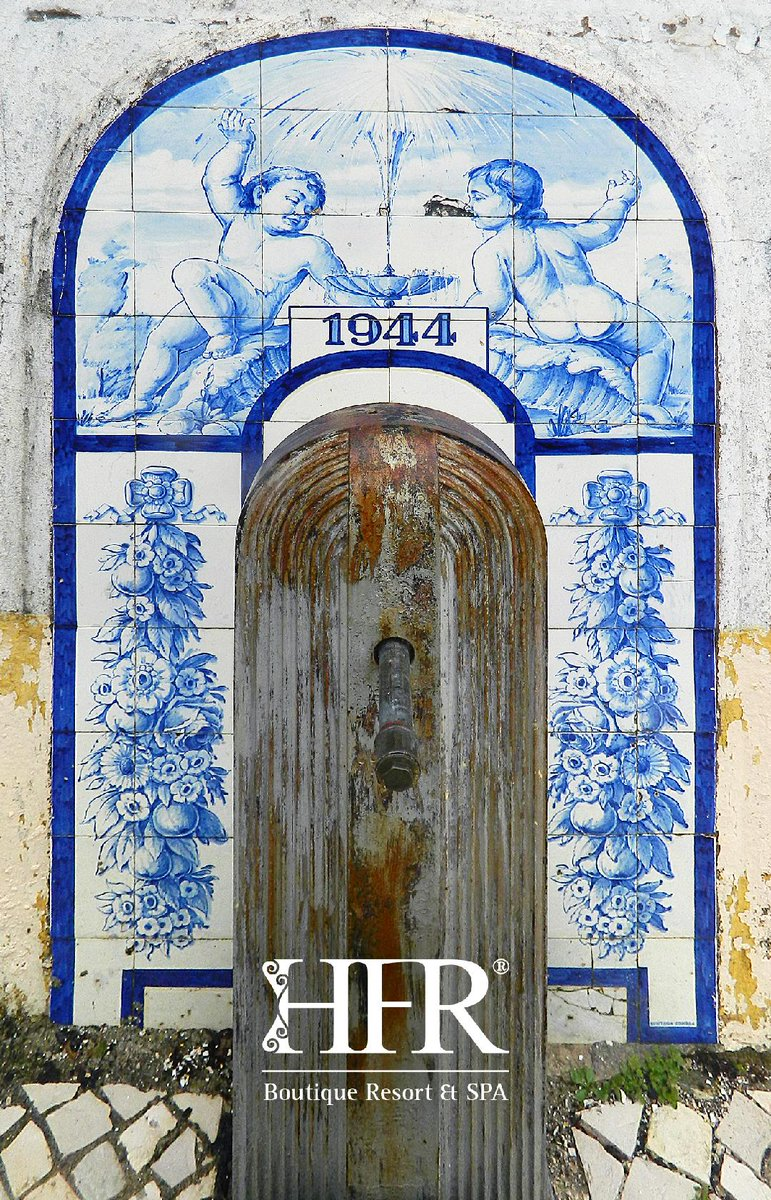 Enjoy Portugal at it's best Culture deLuxe https://www.HFRresort.com   #Portugal #Tiles