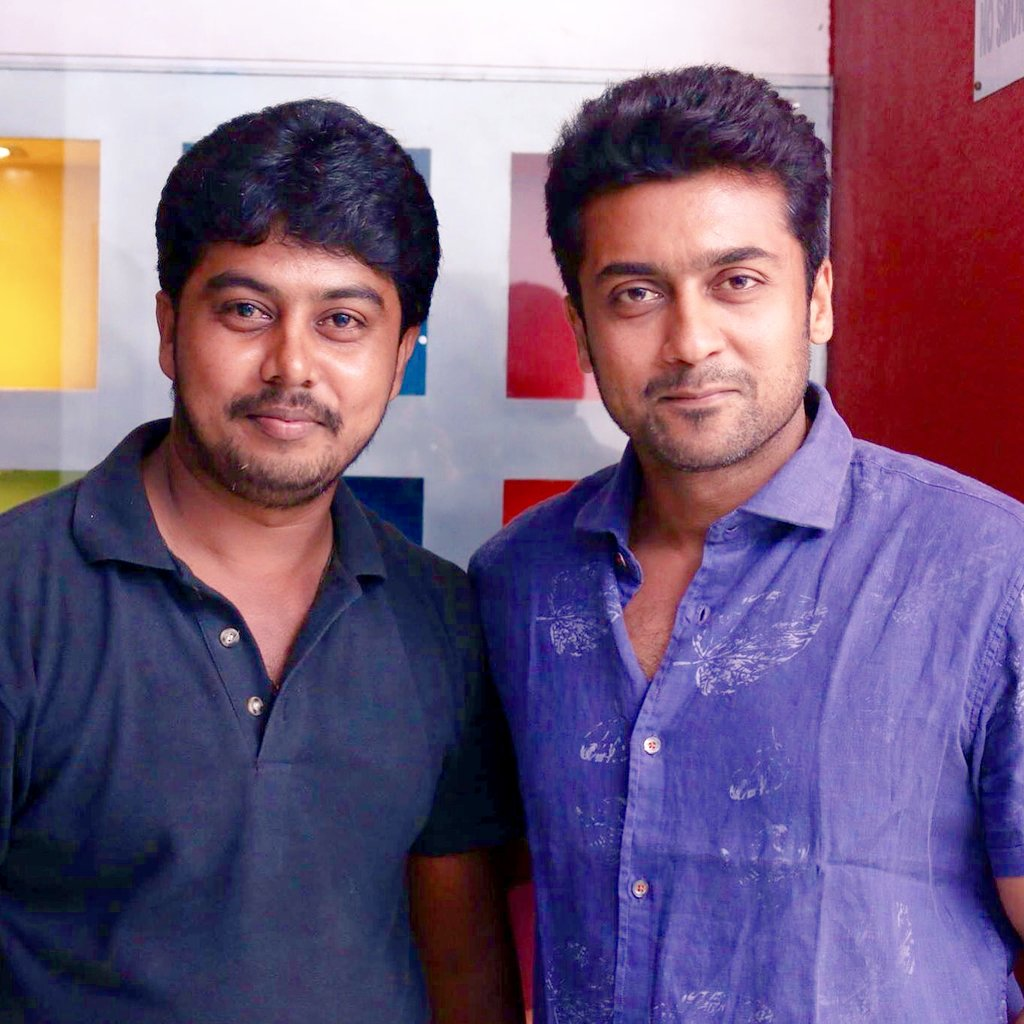 Wishing a very happy birthday to @Suriya_offl ANNA  #HappyBirthdaySURIYA