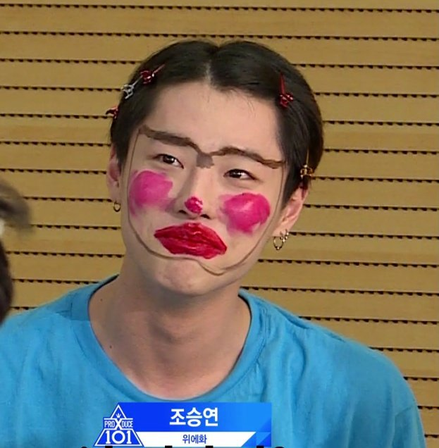 People hat**ng on one of the most genuine people I have ever seen in my entire life? PDX and X1's passion master? The lIFE OF ANY GROUP? THE CHO SEUNGYOUN?????? ABSOLUTE MF CLOWNERY EVERYONE    #HugsForSeungyoun<br>http://pic.twitter.com/kcoI9zJQ2t