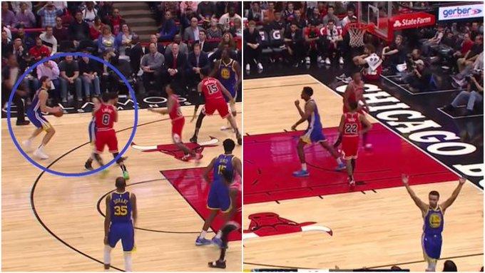 經典回顧 | 湯神單場14記三分,Curry主動放棄進攻,鼓勵他破自己的紀錄!(影)-籃球圈