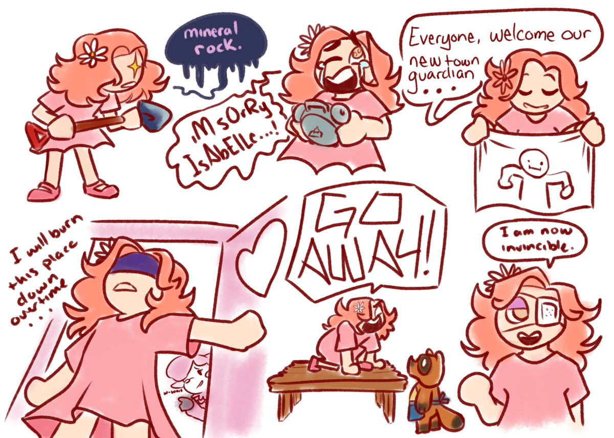 #snapstreamart Penny Snapcube playing acnl seems to have unlocked a chibi style for me <br>http://pic.twitter.com/bAz1liprhE