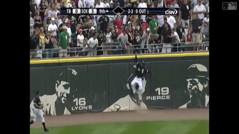 10 years ago today, Dewayne Wise made sure Mark Buehrle would make history.