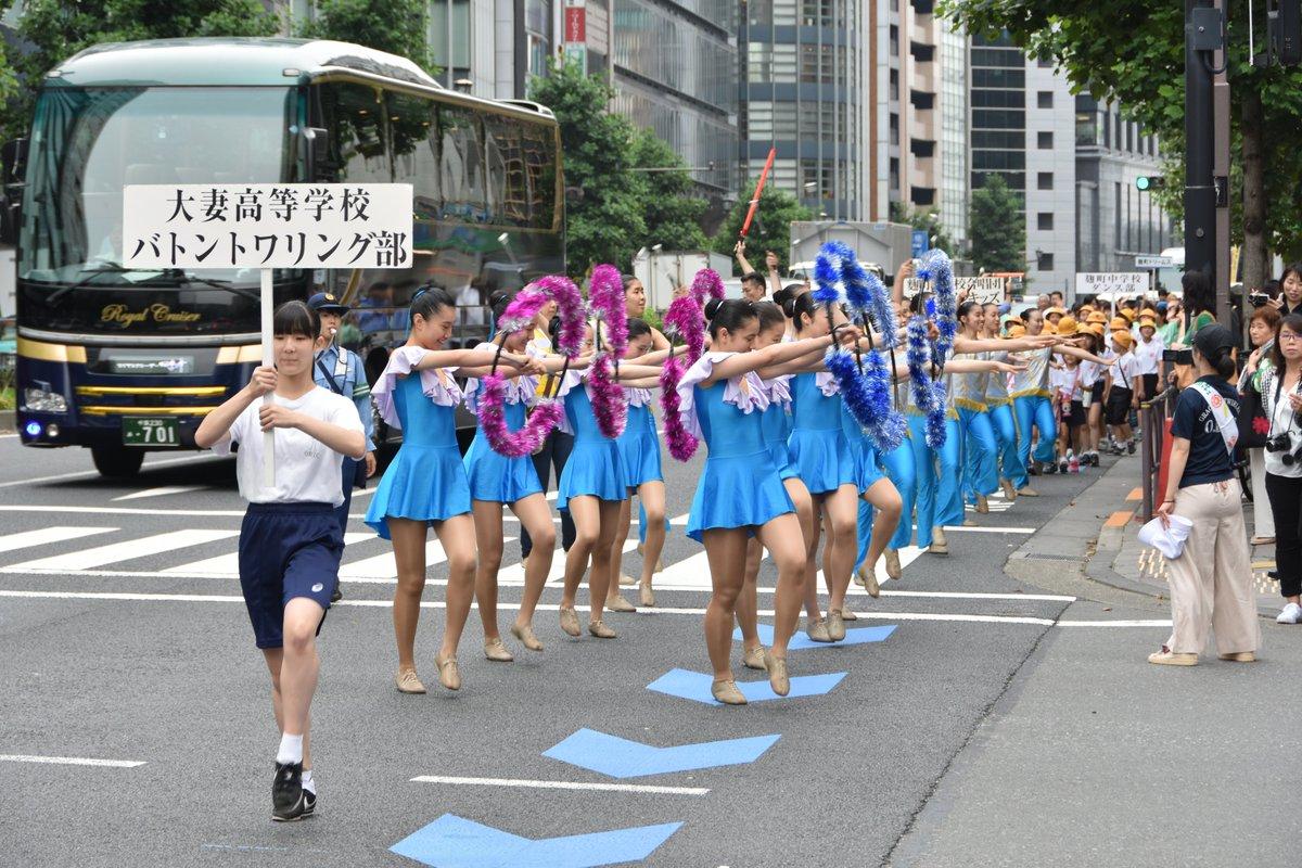 バトンパレードパンチラエロ画像投稿画像