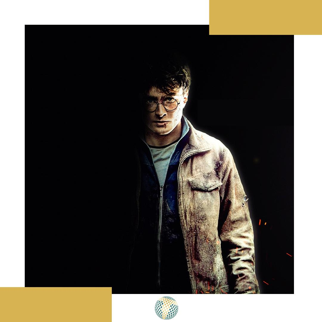 A Happy birthday to Daniel Radcliffe (Harry Potter).