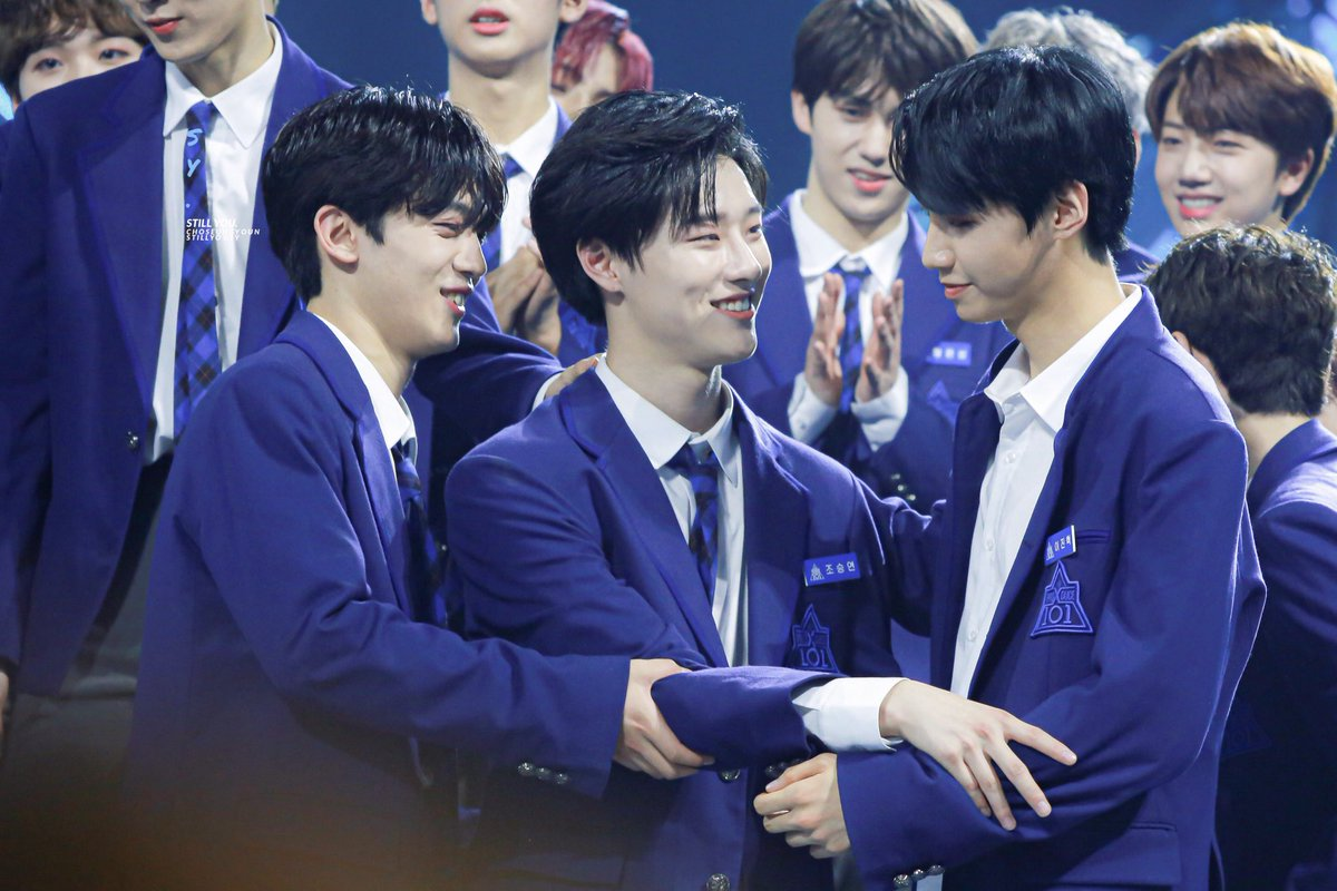 Cho seungyoun ain't struggling for 9 years to be an artists just for numerous amount of people talking bad things about him.  he loves everybody and he is a very positive person.  #HugsForSeungyoun<br>http://pic.twitter.com/6SPJCe3wC6