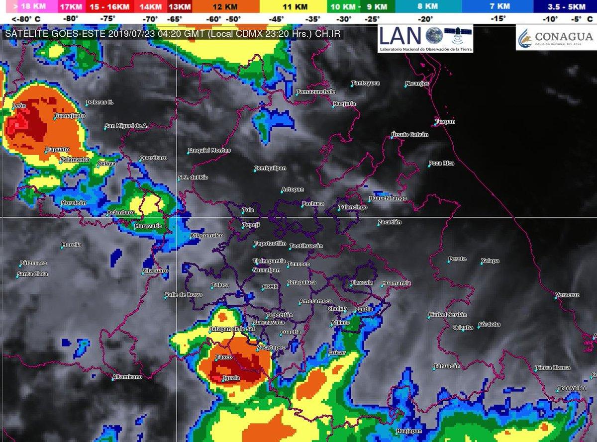 El #Pronóstico a muy corto plazo del #ValleDeMéxico de las 00:00 h,  lo puedes consultar en: https://smn.conagua.gob.mx/es/pronosticos/avisos/aviso-de-potencial-de-tormentas-en-el-valle-de-mexico…