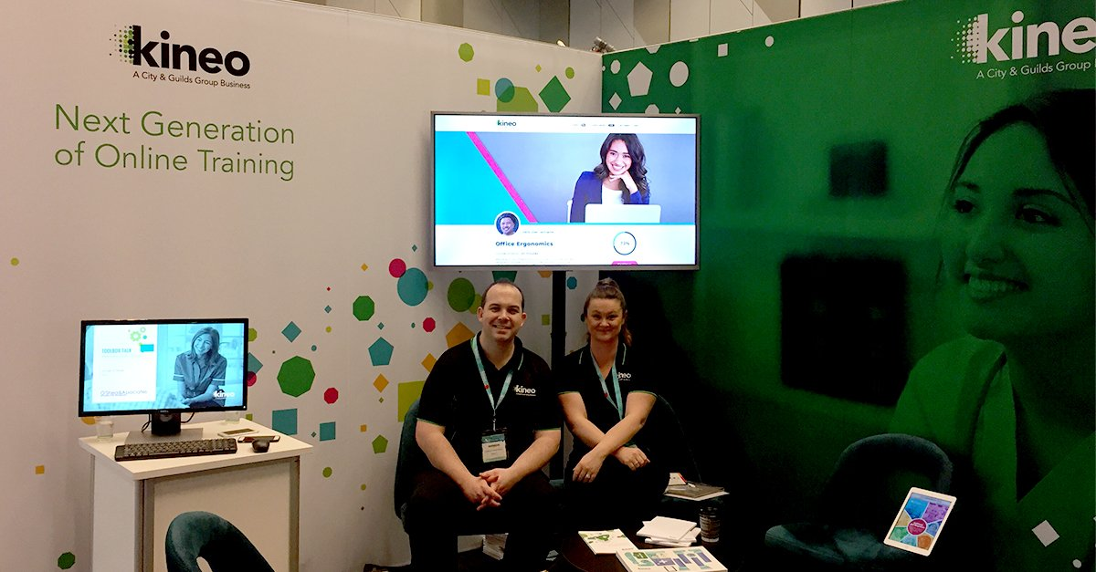 Great first day at the Victorian Healthcare Week Expo and Conference in Melbourne. Come meet our great team at stand 26! #VHWAU @AustHealthWeek