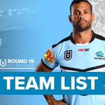 Image for the Tweet beginning: The @Cronulla_Sharks return home to