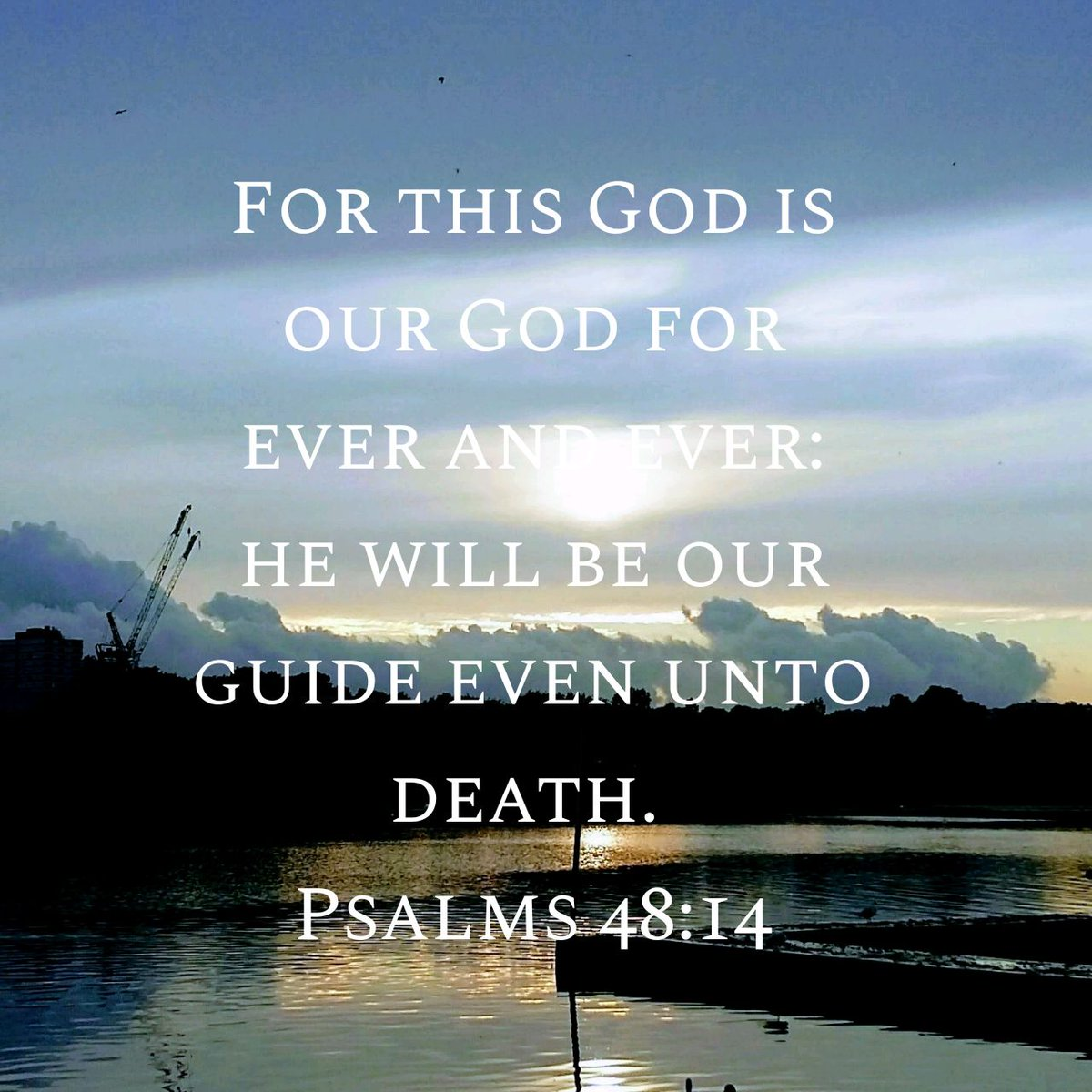 #PromisesofGod, Promises to #Preserve with #Protection #LifePrinciplesBible via @pstcharlesstan this God is our God for ever and ever: he will be our guide even unto death. Psalms 48:14 KJV https://bible.com/bible/1/psa.48.14.KJV…