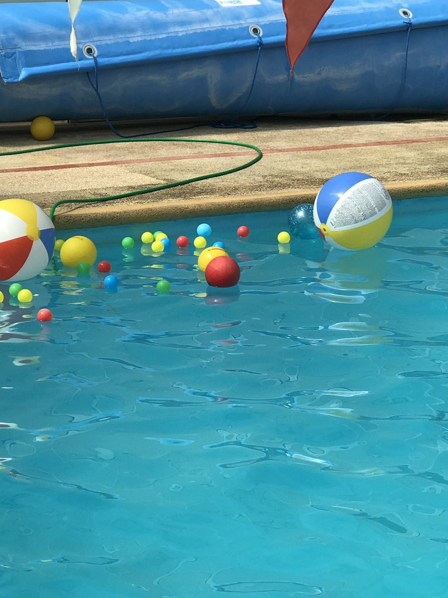 It's great to see the pool being utilised during the summer holidays #holidayclubbanstead #banstead #heatwaveuk
