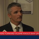 Image for the Tweet beginning: Panthers coach Ivan Cleary speaks