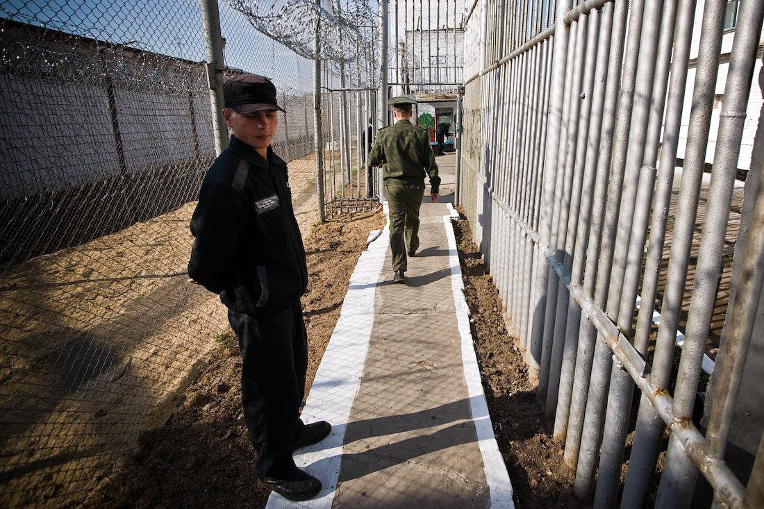Зона картинки тюрьма