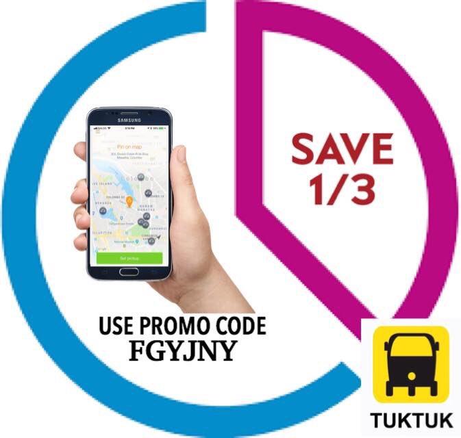 Most trusted travel partner in Sri Lanka. Download mobile App today and enjoy traveling with TUKTUK. apl.bz/download/tuktu… Web: tuktuk.lk Email: info@tuktuk.lk Hotline: 0705 666 777