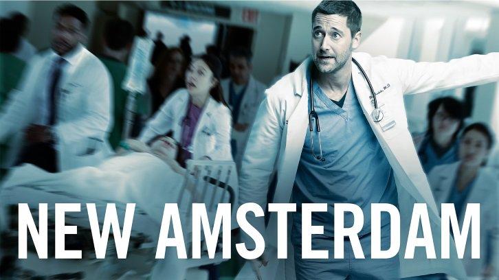 RT @SpoilerTV: New Amsterdam - Season 2 Premiere Title Revealed  https://t.co/FfvgLttwuj https://t.co/ZFAzURci9e