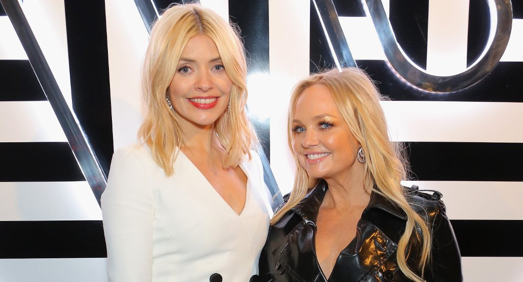 Holly Willoughby and pal Emma Bunton 'snogged on night out', claims Mel B https://t.co/vvQKRM10Xa https://t.co/ZcxusGcSUJ