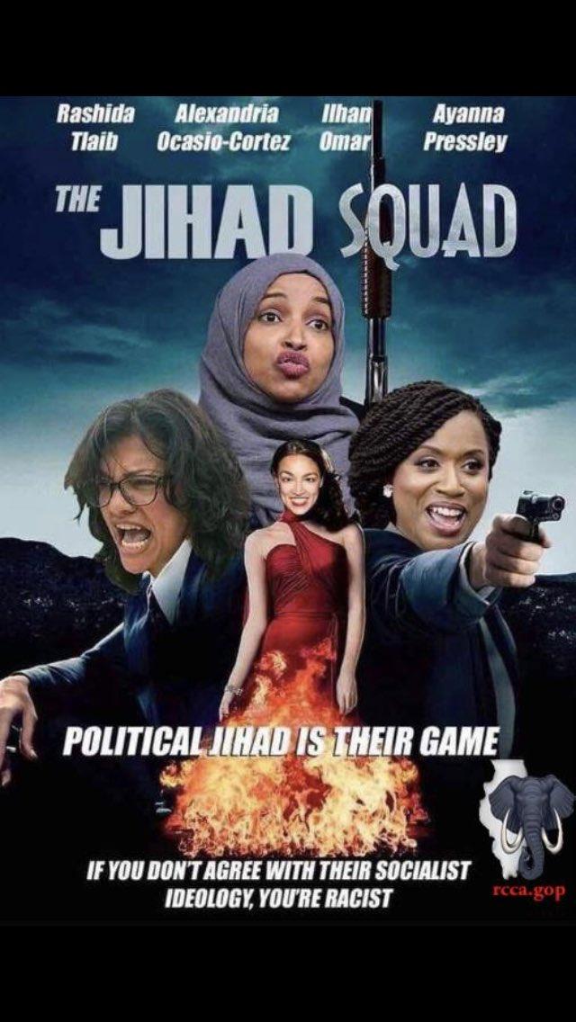 thejihadsquad hashtag on Twitter