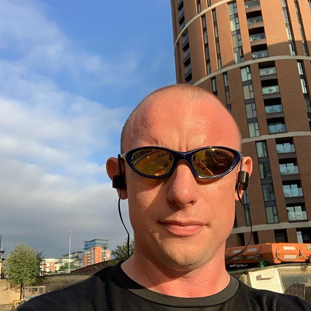 Morning speed work along Leeds waterfront #spartantraining #bestversionofme #cantstopme https://ift.tt/2M5Htlr