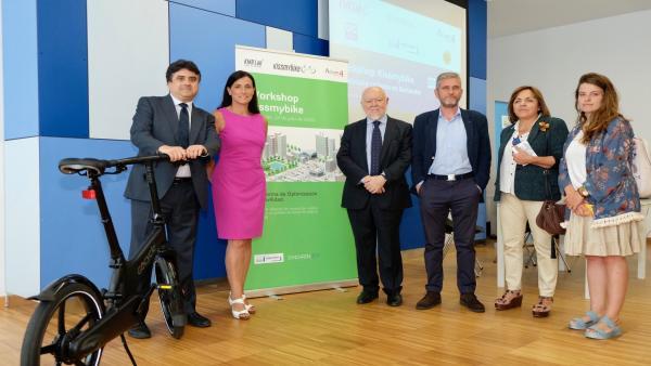 #SantanderCiudad, banco de pruebas de proyecto piloto de un sistema antirrobo para bicis -...