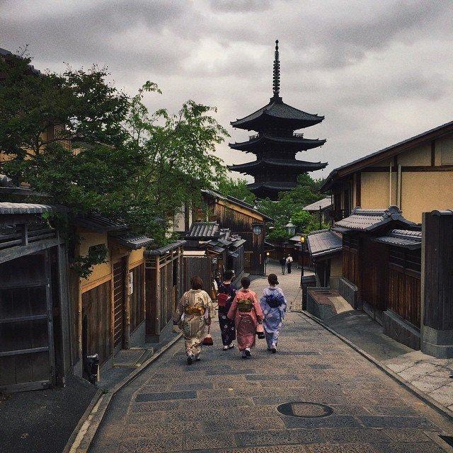 إذا كنت تستطيع زيارة مكان واحد فقط في #اليابان - أين سيكون ولماذا؟🙄