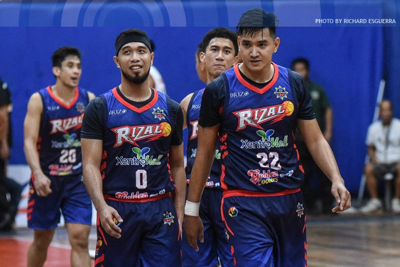 """Rizal is building from the ground up, and it has solid foundation. ✊🏼 """"Wala kaming star. So who will I rely on? I point to all of them. » bit.ly/2Yabrat"""