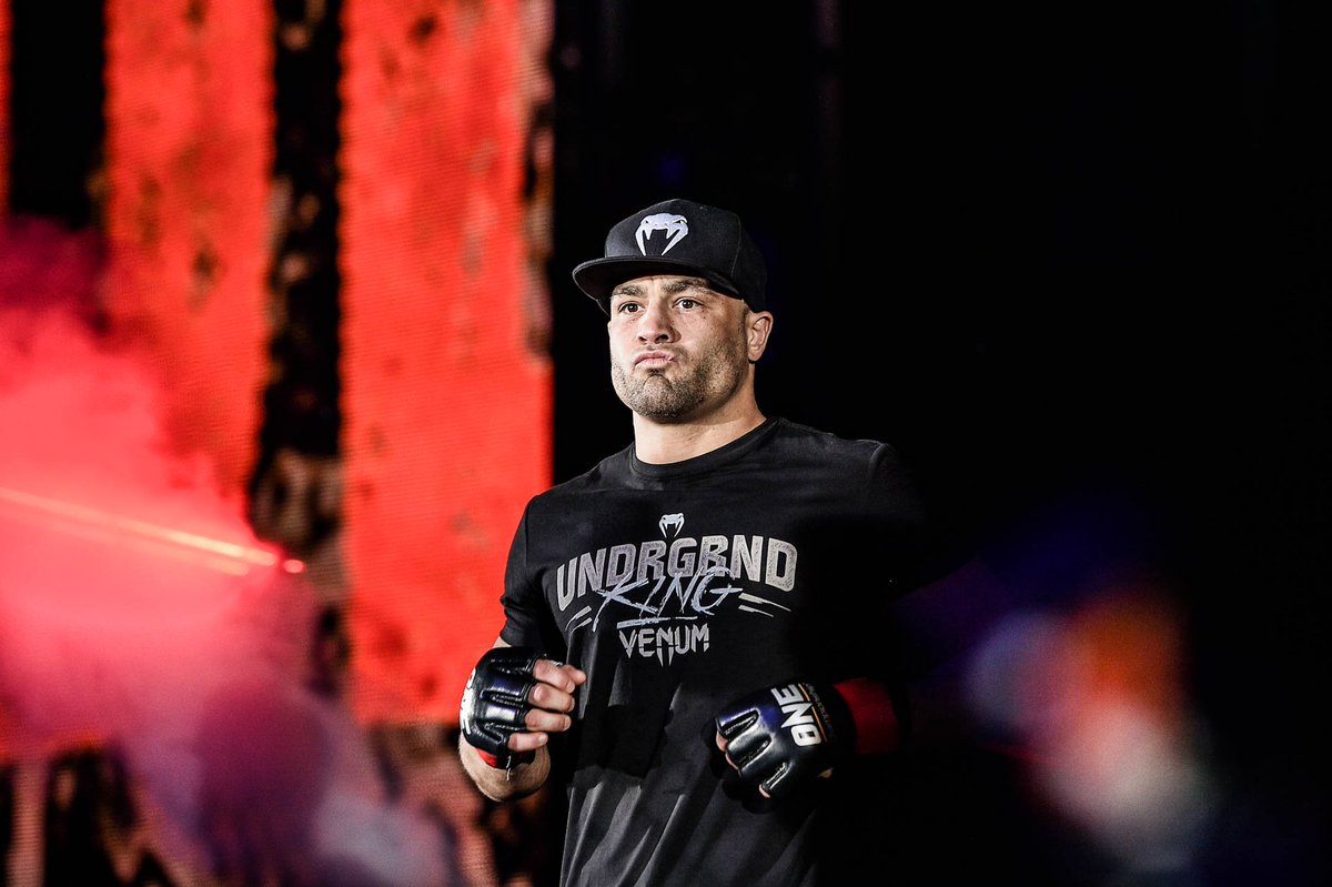 THE UNDERGROUND KING Eddie Alvarez got his 👀 on Eduard Folayang at ONE: Dawn of Heroes on August 2. I never want an easy fight. My only desire is for the ONE Championship title. And this guy's held it not once, but twice already. » bit.ly/2SvmUQJ