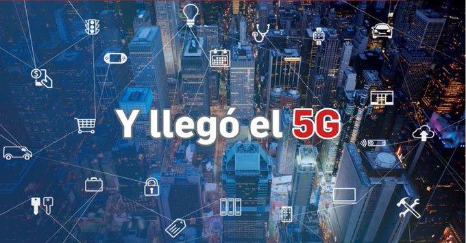 La tecnología 5G va a suponer un enorme empujón hacia la consolidación de la...